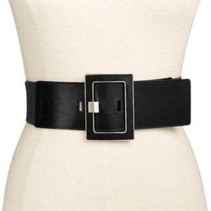 Calvin Klein Accessories - Calvin Klein Stretch Panel Waist Belt L/XL